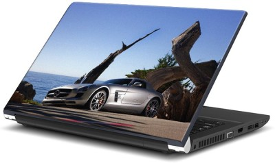 Rangeele Inkers Beautiful Car Vinyl Laptop Decal 15.6  available at flipkart for Rs.119