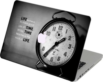 Theskinmantra Life Teaches Us Laptop Skin For Apple Macbook Air 13 Inches Vinyl Laptop Decal 13