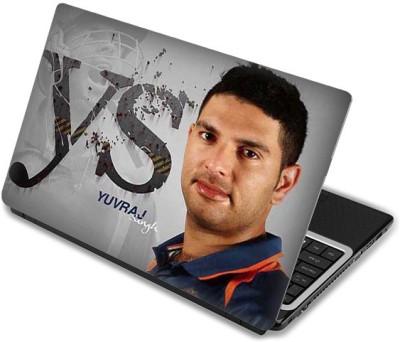 Shopmania Ys Yuvraj Vinyl Laptop Decal 15.6  available at flipkart for Rs.219