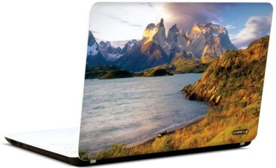 Pics And You Mountains And Hills 7 3M/Avery Vinyl Laptop Decal 15.6
