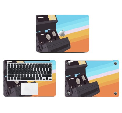 Swagsutra Instant Camera SKIN/DECAL Vinyl Laptop Decal 13  available at flipkart for Rs.899