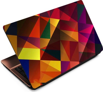 Anweshas Abstract Series 1052 Vinyl Laptop Decal 15.6