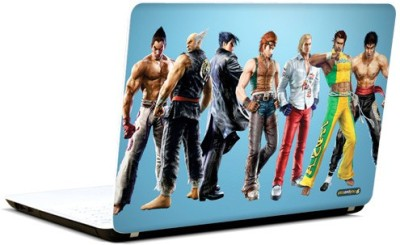 Pics And You Tekken Cartoon Themed 334 3M/Avery Vinyl Laptop Decal 15.6