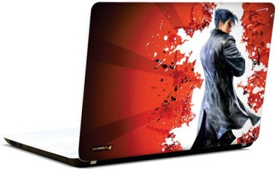 Pics And You Tekken Cartoon Themed 259 3M/Avery Vinyl Laptop Decal 15.6