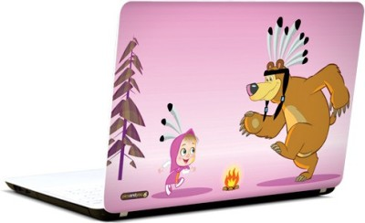 Pics And You Tom And Jerry Cartoon Themed 212 3M/Avery Vinyl Laptop Decal 15.6