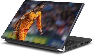 Artifa Cristiano Ronaldo Football Printed Vinyl Laptop Decal 15.6
