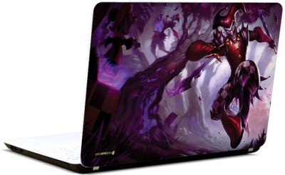 Pics And You Tekken Cartoon Themed 281 3M/Avery Vinyl Laptop Decal 15.6