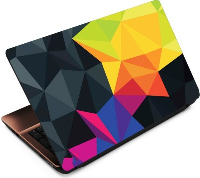 Anweshas Abstract Series 1051 Vinyl Laptop Decal 15.6