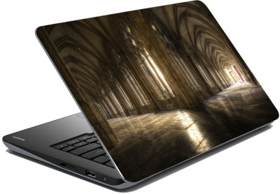 meSleep Accient Temple LS-80-399 Vinyl Laptop Decal 15.6  available at flipkart for Rs.199