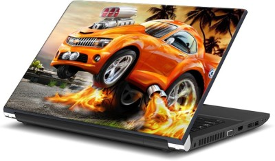 Rangeele Inkers Car Nitro Booster Vinyl Laptop Decal 15.6  available at flipkart for Rs.119