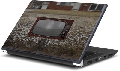 Artifa Vintage television Vinyl Laptop Decal 15.6  available at flipkart for Rs.569