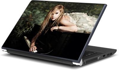 Artifa Avril Lavigne Music Vinyl Laptop Decal 15.6