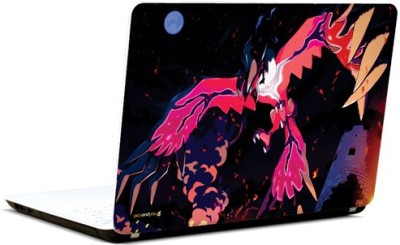 Pics And You Pokemon Cartoon Themed 107 3M/Avery Vinyl Laptop Decal 15.6 Flipkart