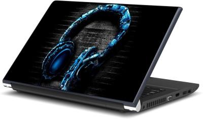Artifa Headphones Vinyl Laptop Decal 15.6