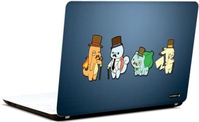 Pics And You Pokemon Cartoon Themed 150 3M/Avery Vinyl Laptop Decal 15.6 Flipkart