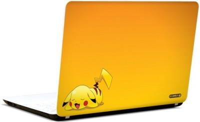 Pics And You Pokemon Cartoon Themed 152 3M/Avery Vinyl Laptop Decal 15.6 Flipkart