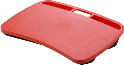 IBS Plastic Portable Laptop Table(Finish Color - Red)
