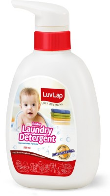 LuvLap Baby Detergent 500 ml(500 ml)