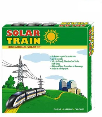 Prro Solar Train(Multicolor)  available at flipkart for Rs.402