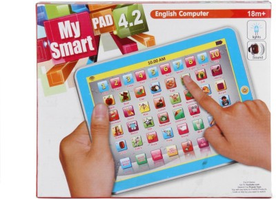 Prasid My Pad English Learner Computer for kids  available at flipkart for Rs.409