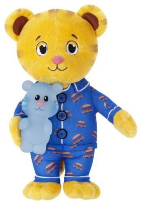 Daniel Tiger's Neighborhood Daniel Tiger's Neighborhood Goodnight Daniel and Tige-y Musical Toy(Multicolor)  available at flipkart for Rs.9506
