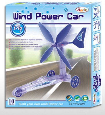 Annie Wind Power Car(Blue)  available at flipkart for Rs.399