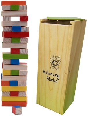SKILLOFUN BALANCING BLOCKS Multicolor SKILLOFUN Educational Toys