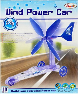 Annie Toys Wind Power Car(Multicolor)  available at flipkart for Rs.336
