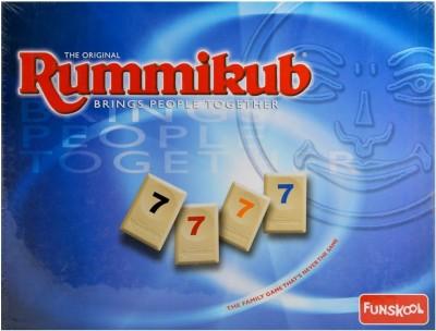 Funskool Rummikub(Multicolor)