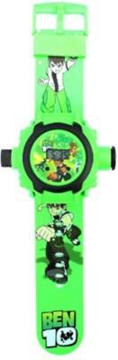 Kidsglee Ben 10 Projector Watch Green Kidsglee Educational Toys