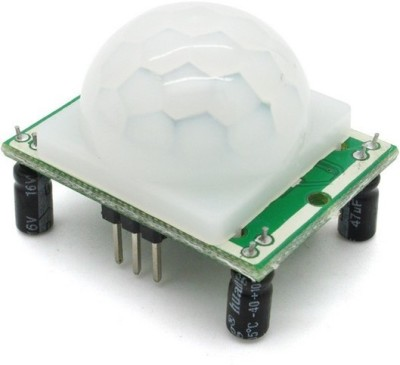 Rotobotix Pir Motion Sensor - Hc-Sr501(Green, White)