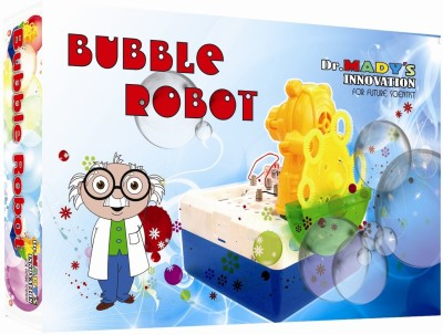 41ed32a59 Buy Dr. Mady Bubble Robot(Multicolor) on Flipkart | PaisaWapas.com