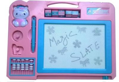 Glitter Magic Double Sided Slate(Pink)
