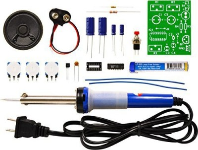 Elenco Digital Bird Soldering Kit With Iron And Solder(Multicolor)  available at flipkart for Rs.3676