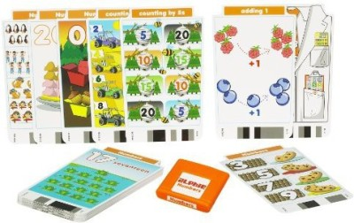 Playskool Alphie Booster Pack - Numbers(Multicolor)