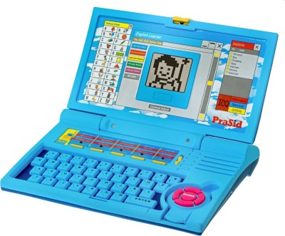 30% OFF on Prasid Kids English Learner Computer Toy ...