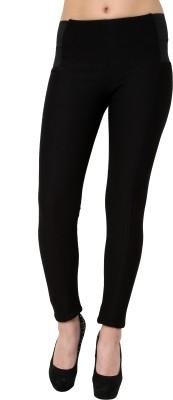 Westwood Legging(Black, Solid) at flipkart