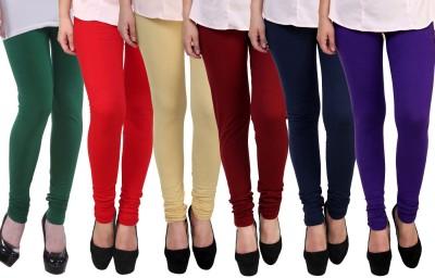 e\'HiOSe Legging For Girls Multicolor