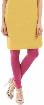 Rashi Churidar  Legging(Pink, Red, Yellow, White, Blue, Dark Green, Black, Purple, Solid)