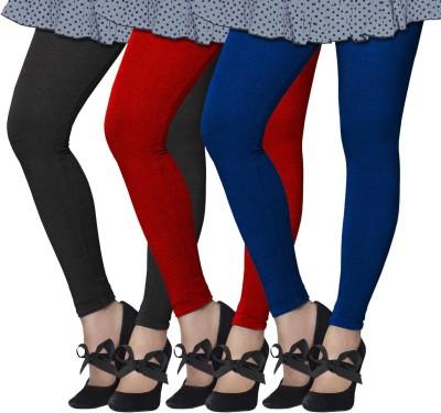 5ec688179c Buy Lux Lyra Legging For Girls(Red) on Flipkart | PaisaWapas.com