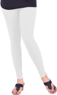 American-Elm Legging(White, Solid)