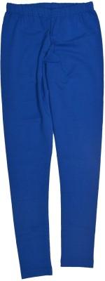 Palm Tree Legging For Girls(Blue)  available at flipkart for Rs.199