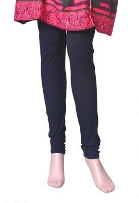 Saashiwear Legging(Black, Solid) at flipkart