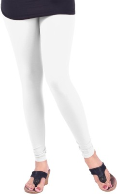 Lux Lyra Legging(White, Solid)