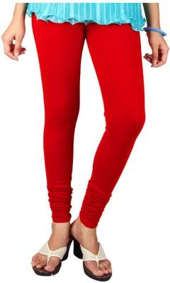 Grind sapphire Women's Red Leggings Image