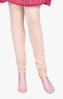 Saashiwear Legging(Beige, Solid) at flipkart