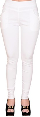 LGC Women's White Jeggings