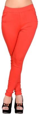 LGC Women's Red Jeggings