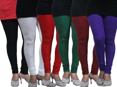 Himgiri Legging(Multicolor, Solid)