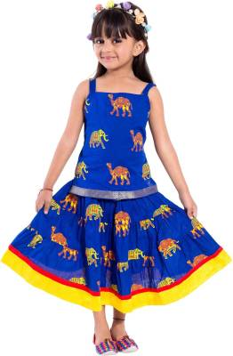 Baby Girls' Lehenga Cholis